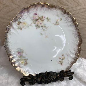 Antique Salad or Decor Plate